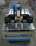 Machine de fabrication de paquet de serviettes en papier semi-automatique