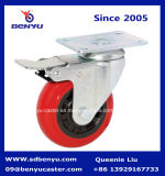 General Duty Durable PU sui pp All Swivel Castor Wheel