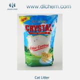 Lettiera di cristallo del gel di silice del gatto del miele