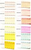Lint van de Chiffon van het Lint van het Satijn van de polyester het Enige Gezicht Afgedrukte voor Kleding/Kledingstuk/Schoenen/Zak/Geval