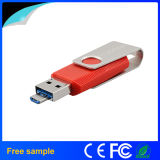 2016년 공장 가격 USB 3.0 회전대 USB 플래시 메모리 16GB