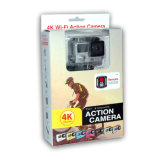 4k HD WiFi Action Sports Camera H3r con Ultra Dual Screen Remote Control Waterproof Sport Camera, Action Camera