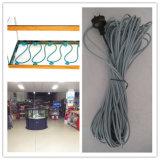 Câble chauffant d'usine de prix bas avec le thermostat de la température