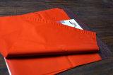 La bolsa de plástico del color rojo de la alta calidad