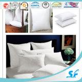 Fibra e cuscino di base vuoti dell'hotel del cuscino del collo del materiale di riempimento di Microfiber
