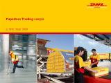 DHL Logistics Shipping aan Australië