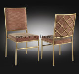 Chateau Napoleon Chair di Satcking Aluminum per Wedding (YC-A32)