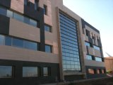 Mur rideau en aluminium pour résidentiel (CL-C1008)
