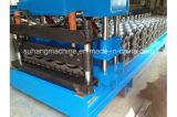 45# het Automatische Hydraulische Knipsel van het staal het Broodje die van het Comité van het Dak van 5.5 KW Machine vormen