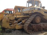 Escavadora usada para a venda, escavadoras de segunda mão do gato D8n D9n de KOMATSU D85