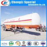 De 40m3 LPG do transporte do reboque 40000L LPG do tanque reboque resistente do reboque 20ton LPG Semi para a venda