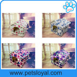 Haustier-Produkt-Zubehör-Segeltuch-wasserdichte Haustier-Hundebett-Fabrik