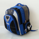 Голубое Bag Backpack для School, компьтер-книжки, Sports, Hiking, Travel