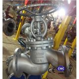 Valvola di globo del acciaio al carbonio di BACCANO Pn16/25/40/63/100/160