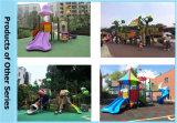 Kind-Vergnügungspark-schiebt im Freienspielplatz-Plastik Yl- C093