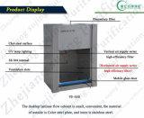 Gabinete Desktop do fluxo laminar do fluxo vertical do suprimento de ar