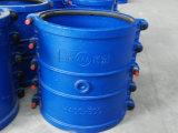 죔쇠, 수선 고리, 캡슐에 넣기 고리, 똑바른 철 관 H400X500, 파란 색깔, 온라인 누출 수선을%s 쪼개지는 고리를 고치십시오