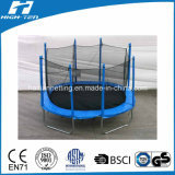 Enclosure (TUV/GSのセリウム)の10ft x 15ft Oval Trampolines