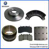 Sabbia Casting Brake Drum Compatible con Scania 1414153