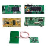 ISO14443A, ISO18092 Ttl RS232를 위한 13.56MHz NFC Hf RFID 독자 모듈