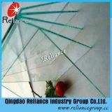 vidrio del vidrio/edificio del vidrio de hoja del claro de 2.0m m/hoja