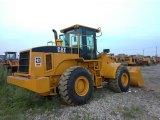 이용된 고양이 966g 로더의 이용된 바퀴 로더 고양이 966g
