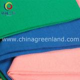 40s 면 옷 의복 (GLLML220)를 위한 스판덱스에 의하여 뜨개질을 하는 저어지 직물