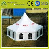 De aangepaste Waterdichte Tent van pvc van het Aluminium van de Activiteit van de Pagode