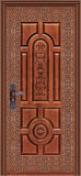 鋼鉄ドアの機密保護のドア(WX-S-183)