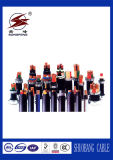 силовой кабель 4mm сердечника 0.6/1kv PVC/XLPE/Rubber 5