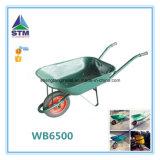 Carriola Wb6500 della costruzione di Qingdao