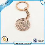 Zink-Legierungs-Andenken personifiziertes Zeichen Keychain \ Schlüsselring