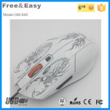 Preiswerter Wired Optical Computer Professional Laser Gaming Mouse für Office