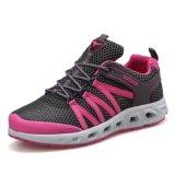 Резвит Trekking напольная обувь Hiking ботинки для женщин (AK8923)