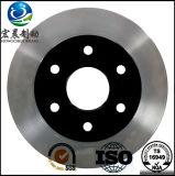 Mercedes ISO9001를 위한 교련된 Brake Discs Fit