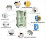 Plastikschließfach für Personal-ändernden Raum