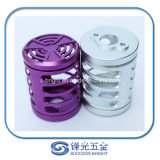 De Textiel Regelmatige Machine van het Aluminium van de hoge Precisie, Al6061 CNC Machinaal bewerkte Delen w-014