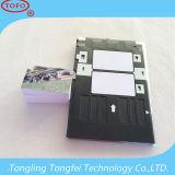 Cartões Printable da identificação do PVC para Epson ou Canon