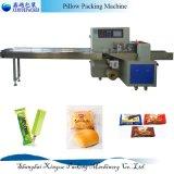 Автоматическая машина упаковки подушки запечатывания упаковывая машины автоматическая и еды вырезывания
