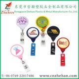 Personifizierte einziehbare 28mm Plastikkrankenpflege-Abzeichen-Bandspulen