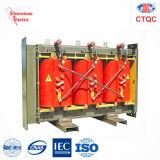 11kv tipo dimensão de Scb10-630~3150kVA com cerco da proteção