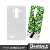 Tampa personalizada do telefone do Sublimation 3D para a tampa do LG G4 (lustrosa)