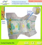 Fabricant économique de couche-culotte de bébé de qualité