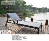 SGS certificó al aire libre Playa Textilene ajustable Tumbona
