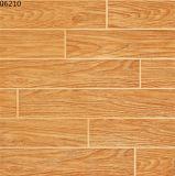 Revestimento de bambu do olhar de madeira cerâmico do parquet (600X600mm)