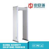 L'Multi-Allarme anti-interferenza suddivide in zone il metal detector sicuro del blocco per grafici di portello di mostra