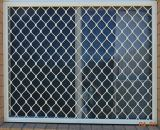 Grelha de janela de aço anti-roubo