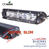 CREE estupendo LED Offroad Light Bar de Slim 7.5 Inch 30W
