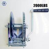 2000lbs 손 윈치 Dacromet 배 또는 차 또는 탑 가벼운 윈치