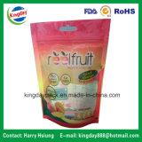 Fastfood- mit Reißverschluss verpackenbeutel für Erdnuss, Muttern, Melone sät trockene Nahrung